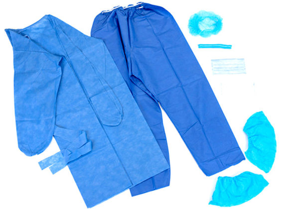 Ropa Desechable Mco Medical
